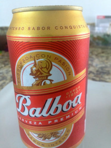 Panama's National Brew!